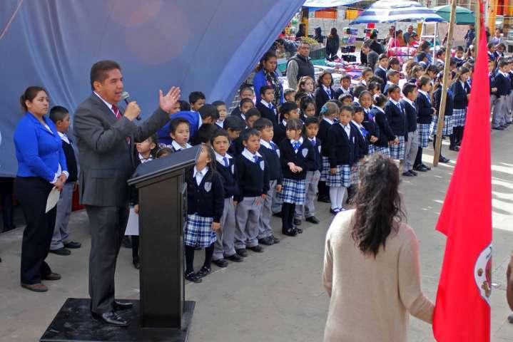 Realiza Alcalde de Calpulalpan recuento de logros durante su Gobierno