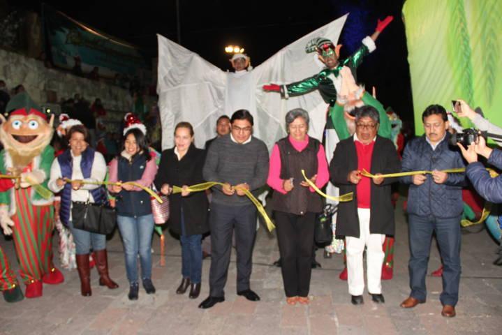La magia de la navidad llega a fomentar la unidad familiar: Pérez Briones
