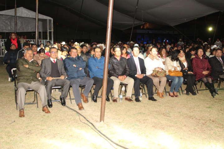Feria de San José y el pulque desbordo alegría en su inauguración