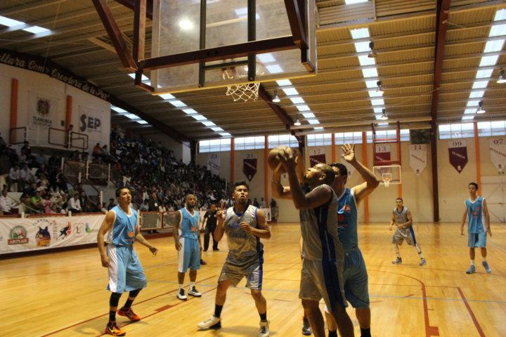 Incursiona Tlaxcala en basquetbol profesional a nivel nacional