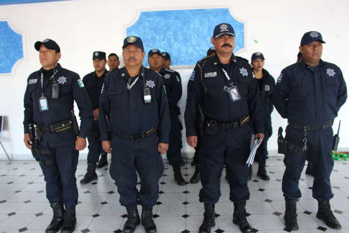 Detienen a asaltantes de cajeros automáticos en Zacatelco