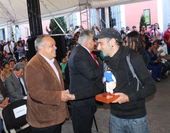 """Clausuran en Huamantla la 31ra. Edición del FIT """"Rosete Aranda"""""""