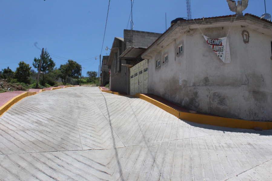 Alcalde apuesta a la transformación de Aquiahuac con obras