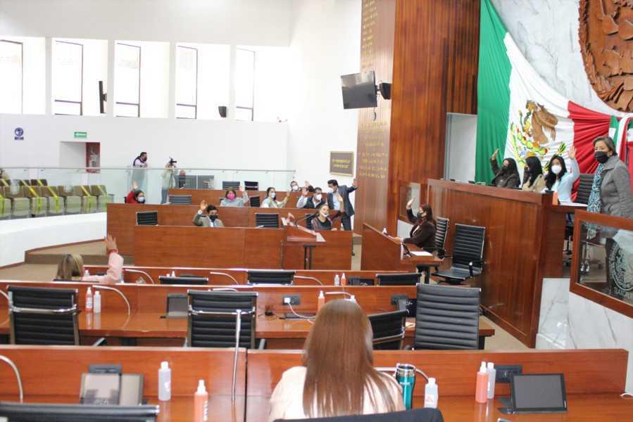 Congreso del Estado declara a Calpulalpan, capital por un día
