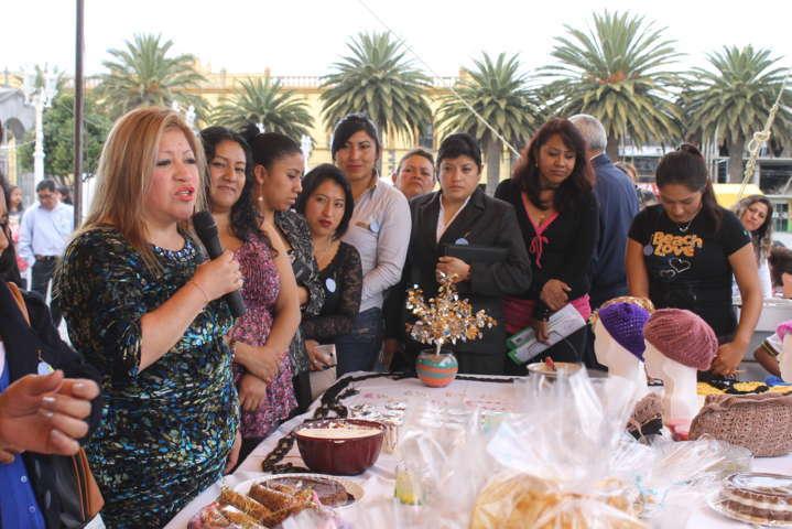 Misiones Culturales de Amaxac realiza demostración de talleres