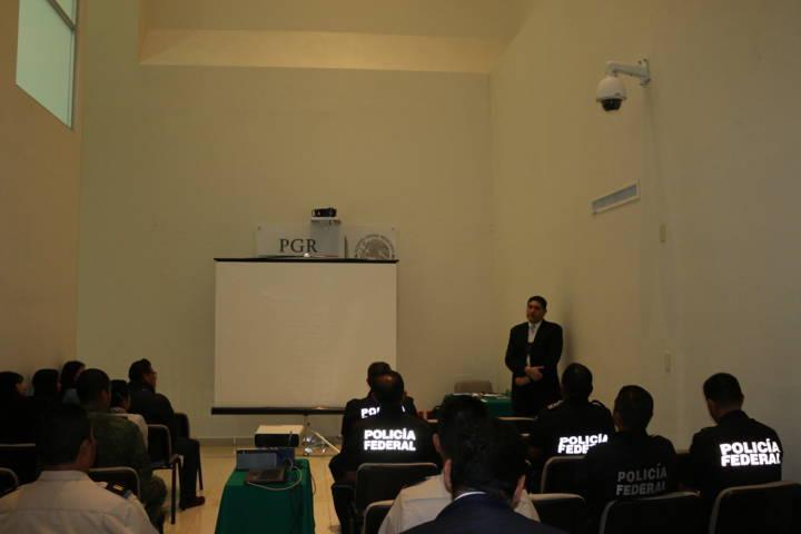 PGR Tlaxcala se capacita en combate y prevención de la tortura y otros tratos