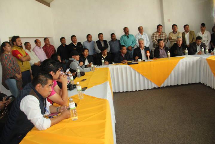 Gelacio Montiel exige al CEN del PRD respetar acuerdo de género