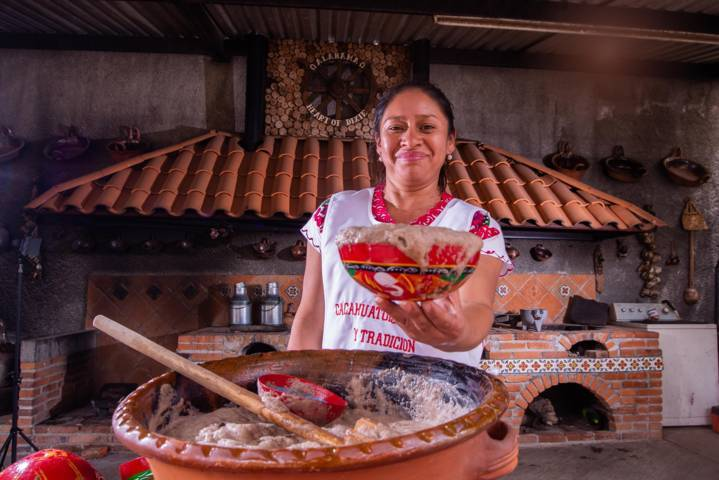 Zacatelco, destino obligado para quien visita Tlaxcala en Semana Santa