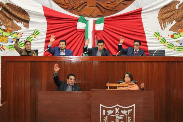 Congreso De Tlaxcala aprueba el programa legislativo para el segundo periodo de sesiones