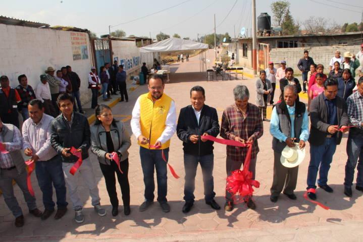 Después de 30 años mejoramos la vialidad de la calle Madero: alcalde