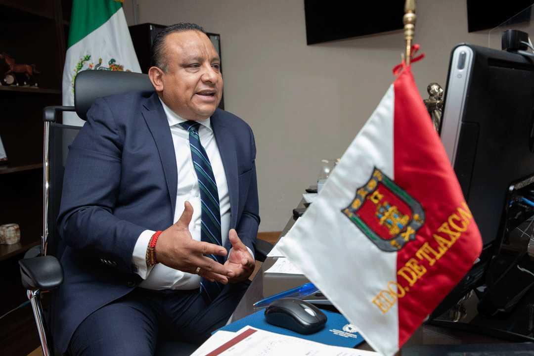 Tlaxcala propone en la CNPJ agilizar la devolución de vehículos recuperados