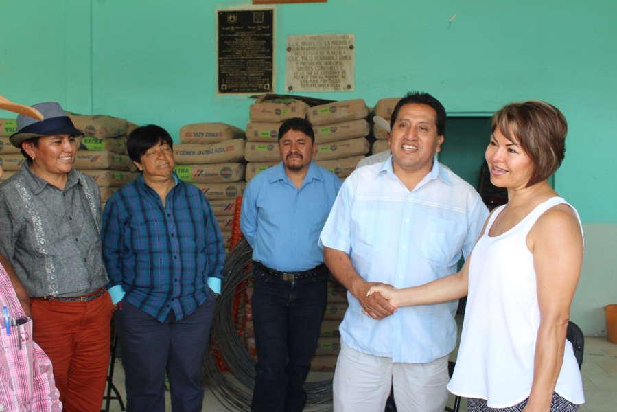 Más infraestructura para el desarrollo para Santa Ana Portales
