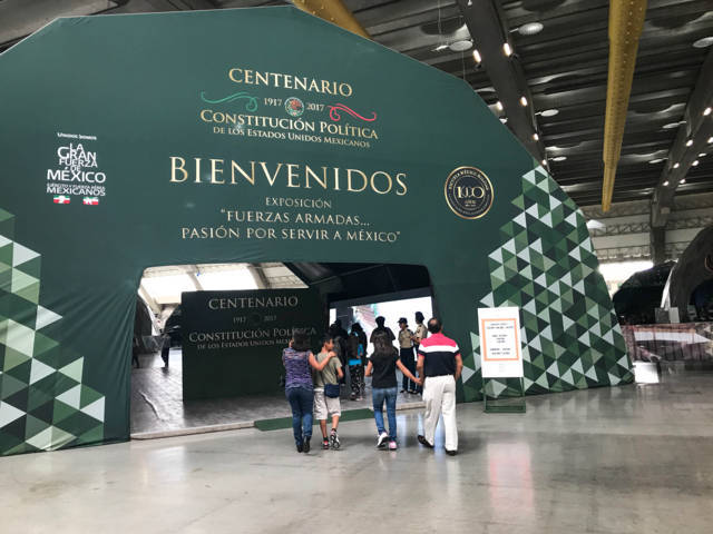 Los cursos de verano finalizaron con un viaje recreativo al museo de Puebla