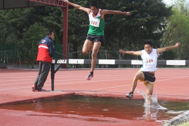 Finaliza con éxito la etapa estatal de atletismo