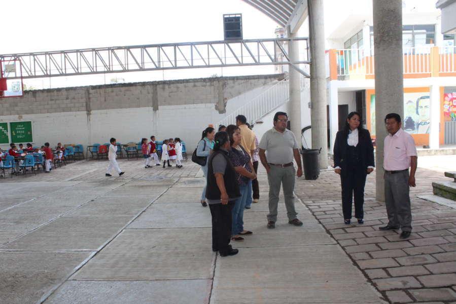 Primaria Melchor Ocampo contará con un desayunador: obra del alcalde