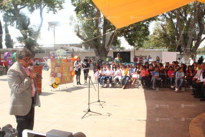Fomentar el idioma ingles en alumnos es pensar en su futuro Sánchez Juárez