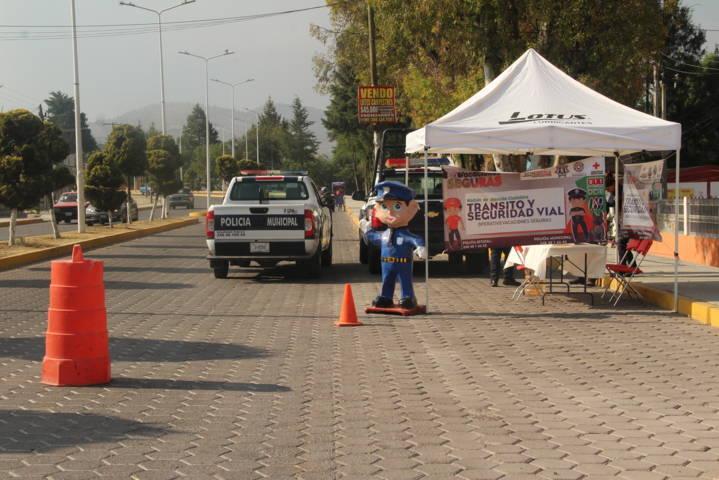 """Alcalde de Ixtacuixtla puso en marcha """"Vacaciones Seguras"""""""