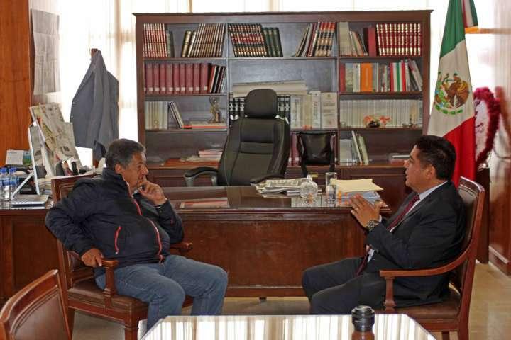 Ratifica Municipio de Texcoco hermandad con Calpulalpan