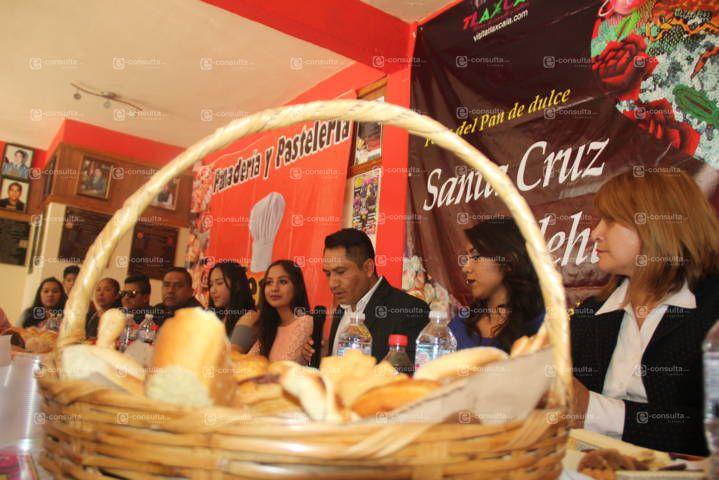 La Feria del Pan de Dulce Quilehtla 2019 llega este 2 de mayo: Pérez Rojas