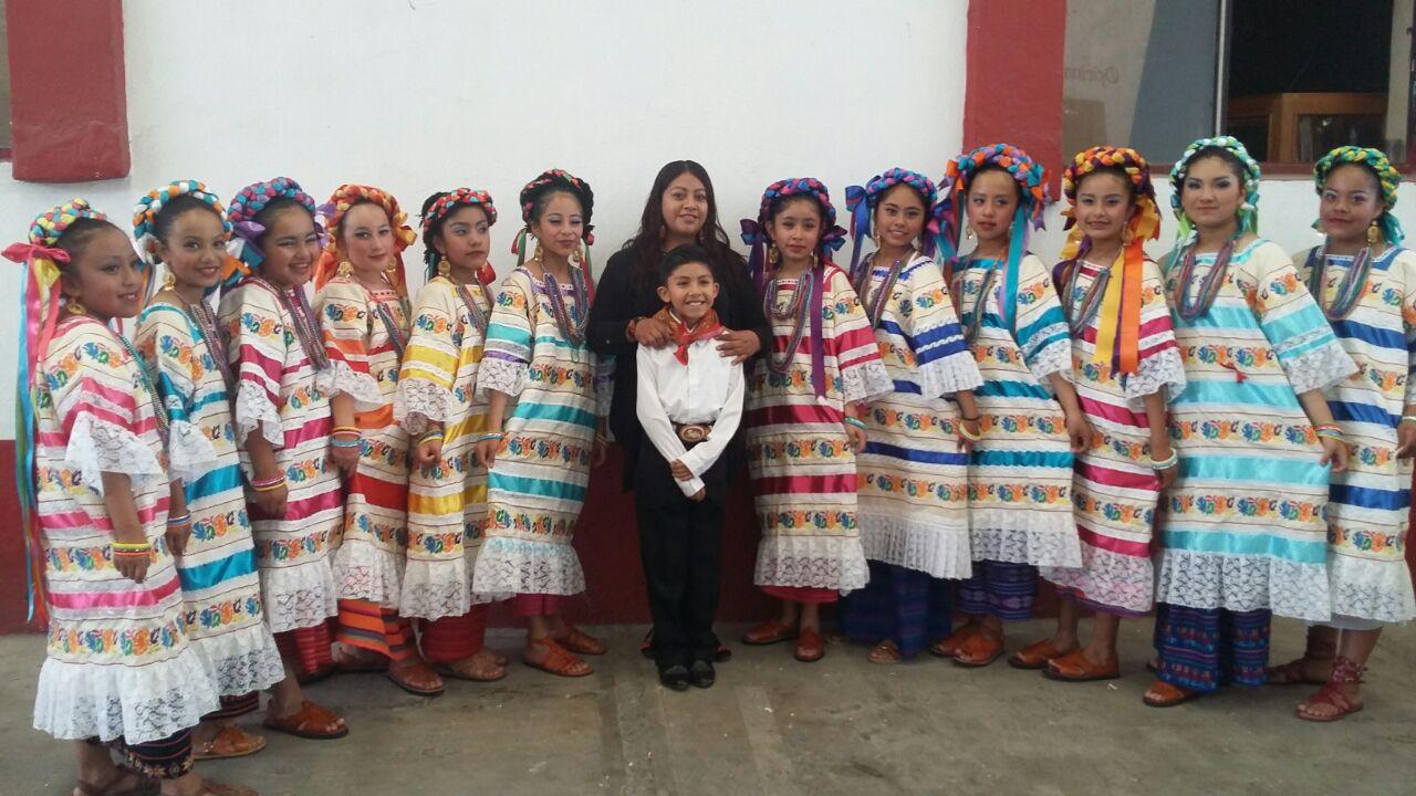 Ayuntamiento y Michoacán realiza intercambio cultural de Danza