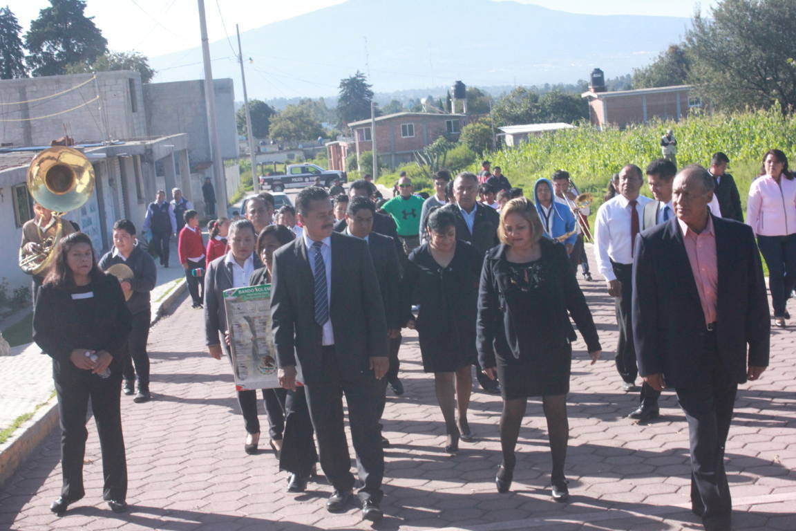 Con la fijación del Bando Solemne impulsamos nuestras tradiciones cívicas: alcalde