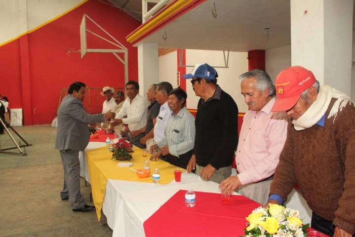 Gracias a los constituyentes ahora somos un municipio en desarrollo: Pluma Morales