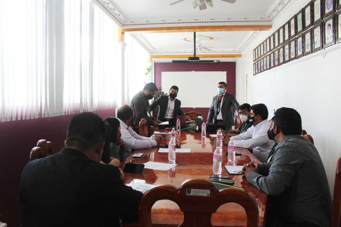 Da inicio el proceso de Entrega-Recepción en Santa Cruz Tlaxcala