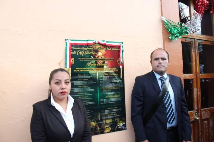 Debemos conmemorar nuestra Independencia con patriotismo y orgullo: Sanabria Chávez