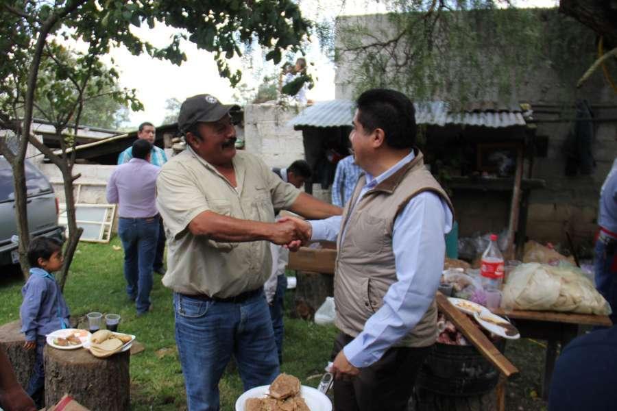 """En Calpulalpan celebran en ranchería """"San Agustín"""""""