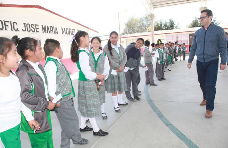 Da resultados el trabajo coordinado en escuelas: SEPE