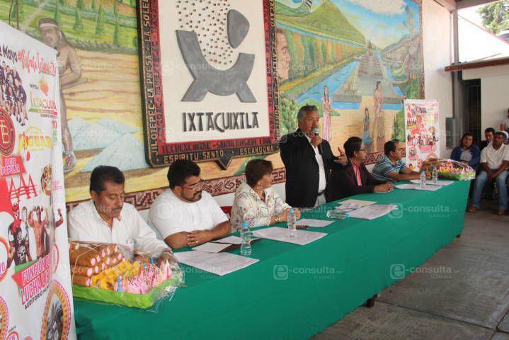 Este 27 de abril llega la Feria del Merengue y las Artesanías Ixtacuixtla: alcalde