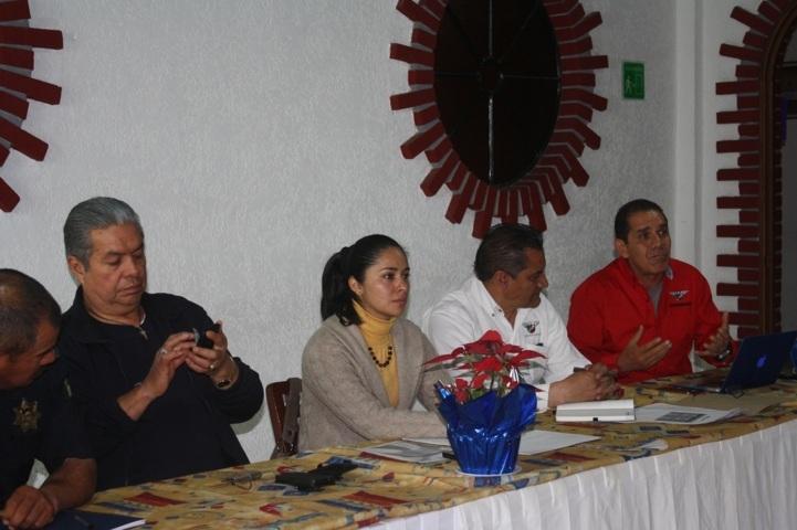 Realizan en Tlaxcala primera reunión de trabajo para la Vuelta México