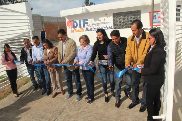 Abrimos las puertas al nuevo DIF municipal: Villarreal Chairez