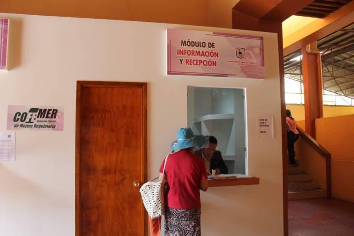 Ayuntamiento mejora los servicios a través de módulos de información