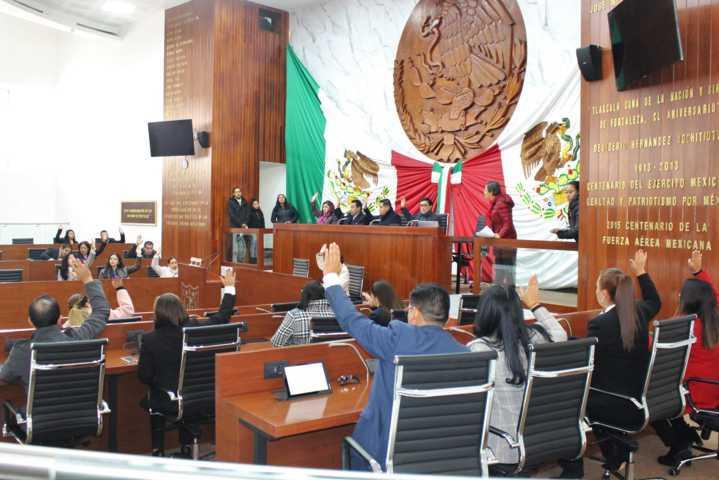 Avala Congreso De Tlaxcala minuta que prohibe la condonación de impuestos