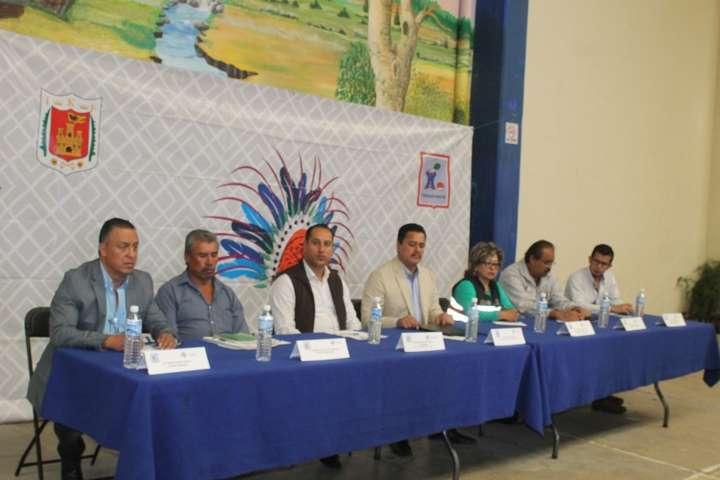 Ayuntamiento se suma con acciones en pro del saneamiento del Zahuapan