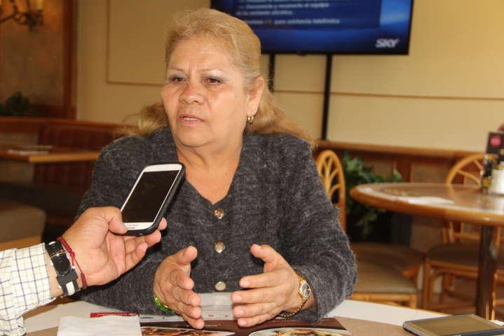 Presidenta de comunidad desmiente sobre los hechos con la vendedora ambulante