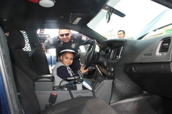"""Màs de 1,500 niños disfrutaron la """"Villa Infantil"""" en el Día del Niño: Rivera Mora"""
