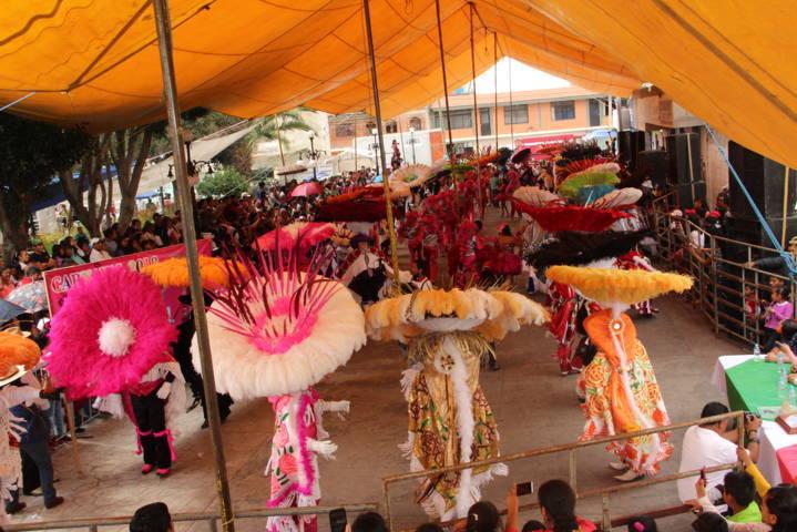 En este carnaval mostramos cultura de 70 años: Pérez Juárez