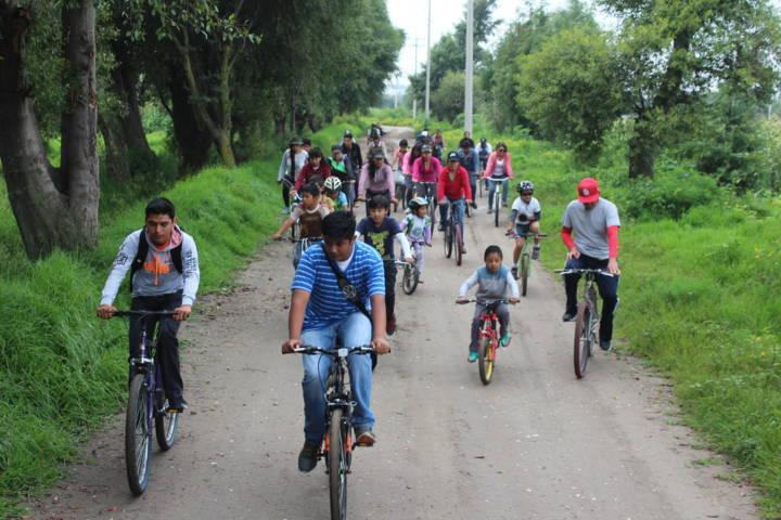 Ayuntamiento fomenta la activación física y el cuidado del medio ambiente