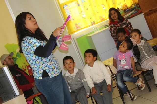 SMDIF  de Lardizábal promueve la prevención de enfermedades en instituciones educativas