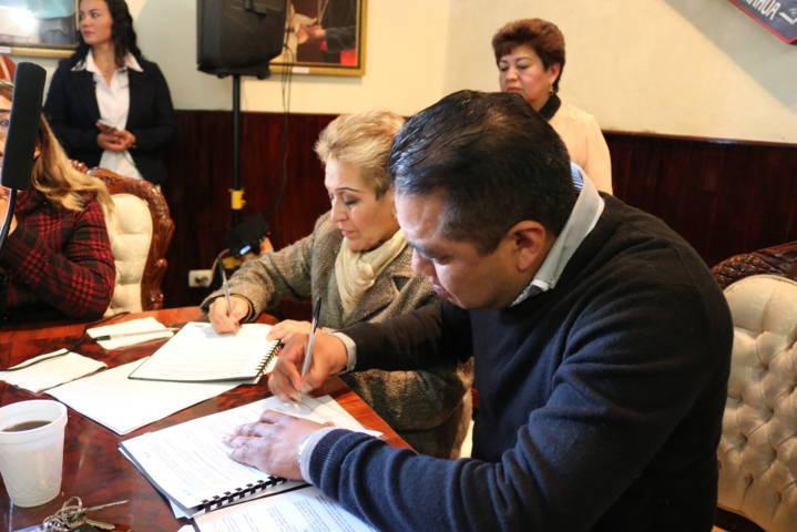 Ayuntamiento de Chiautempan refrenda compromiso con la Cossies