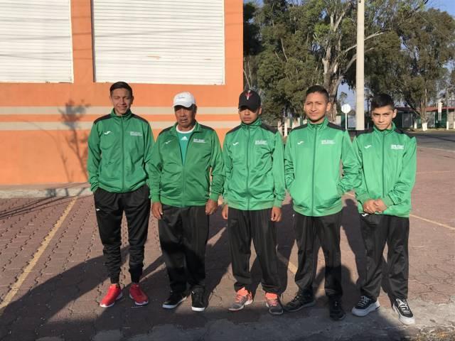 Inicia este lunes el frontón tlaxcalteca participación en Olimpiada y Nacional Juvenil