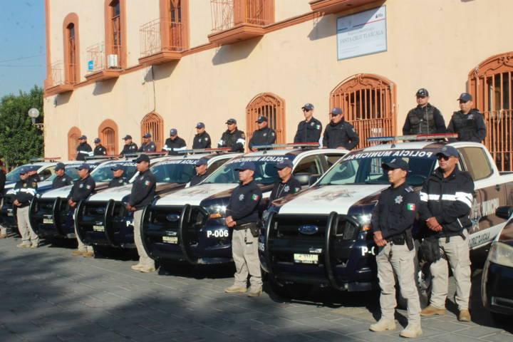 Garantizar la seguridad es prioridad en mi administración: Sanabria Chávez