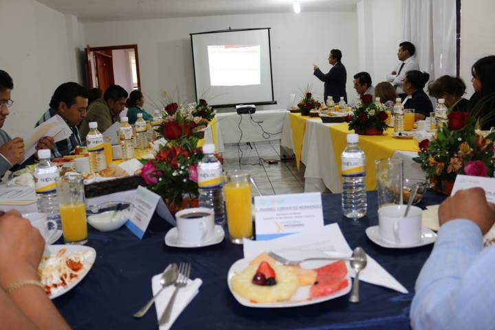 San Damián Texoloc SEDE del encuentro de Tesoreros del Distrito III