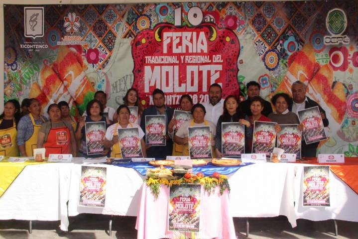 Llega la Feria del Molote este 1 y 2 de septiembre: Badillo Jaramillo