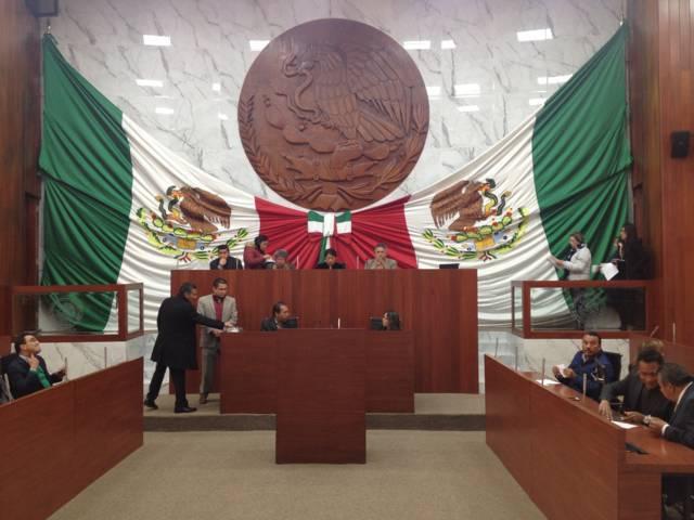 Congresistas designan a presidente de la JCCP y del Comité de Administración
