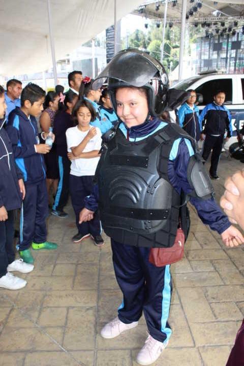 Concluyó exitosamente la Semana de Prevención del Delito en Tepetitla de Lardizábal
