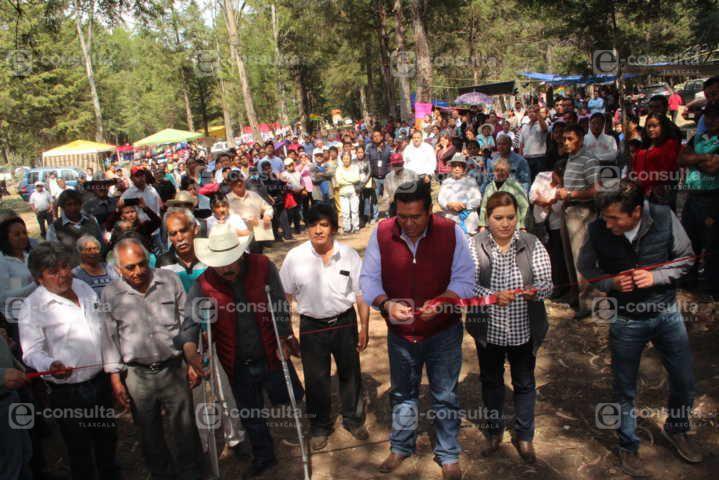Este Tianguis Ejidal impulsara el desarrollo del municipio: Rivera Mora
