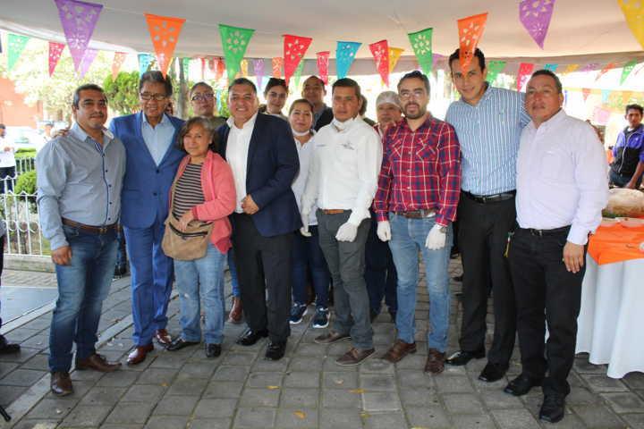 El 1er Festival del Taco Placero reunió a más de 300 comensales: alcalde